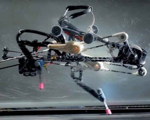 Tinuku IHMC's Planar Elliptical Runner, an ostrich-like bipedal robot